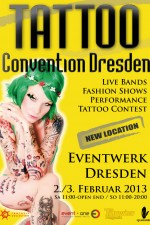 Tattoo Convention Dresden 2013
