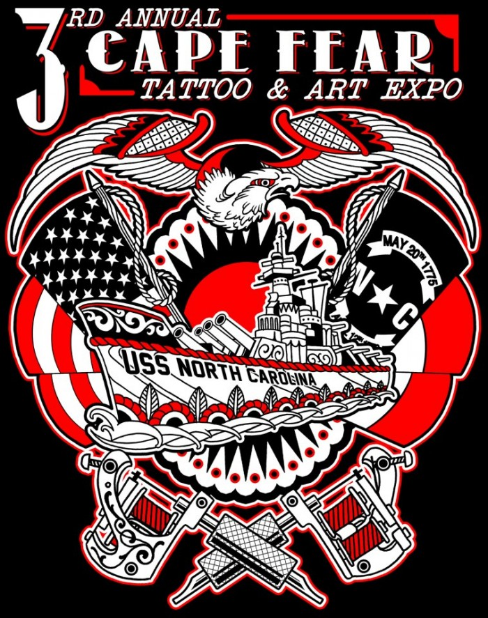 Cape Fear Tattoo Convention 2013