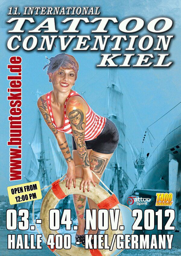 Tattoo Convention Kiel