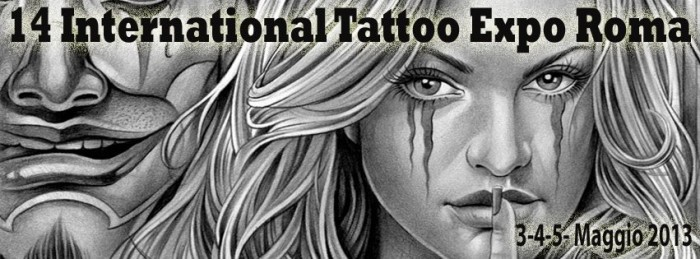 Tattoo Expo Roma