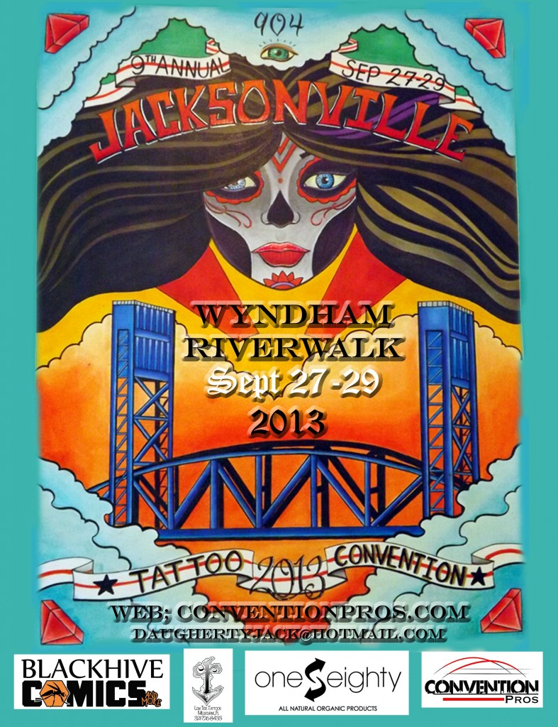 Jacksonville Tattoo Convention 2013 787x1024 Jacksonville Tattoo